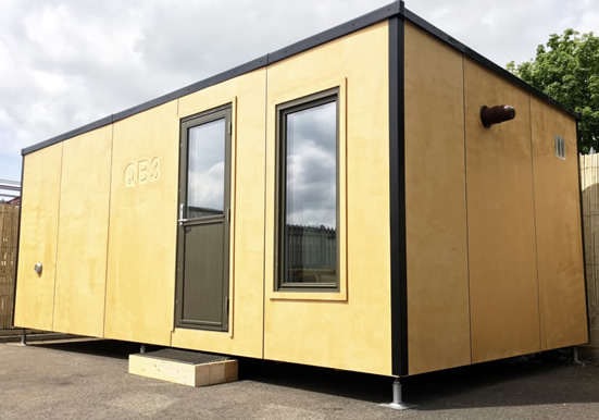 QB3 Micro Home